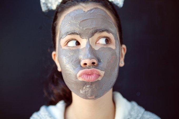 mascara facial tratamento spa