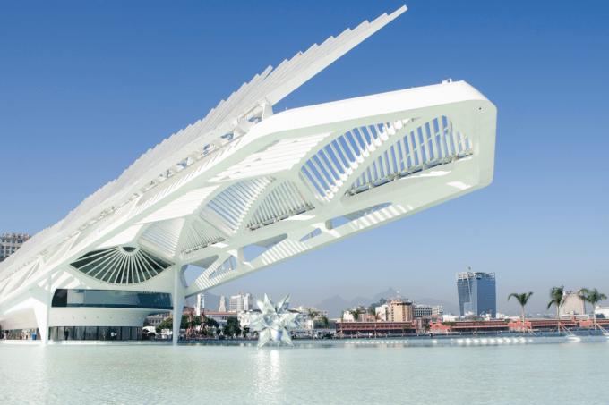 museu do amanhã – rio de janeiro