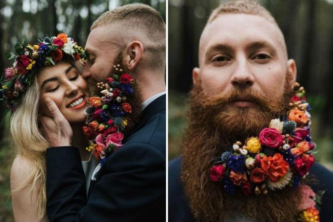buque-barba-noivo-casamento