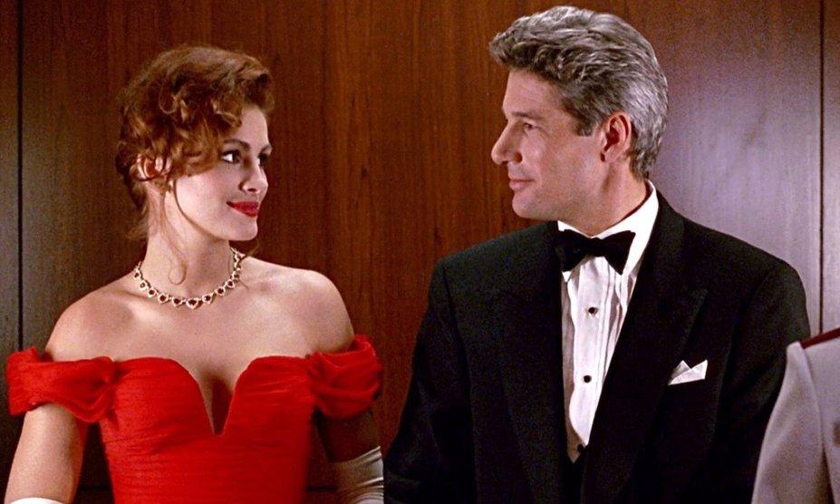 <strong>Uma Linda Mulher: </strong>Um empresário milionário contrata uma prostituta de Hollywood e acaba se apaixonando por ela, neste cativante filme.