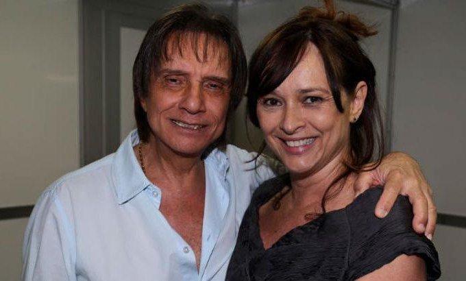 Robert Carlos e Myriam Rios