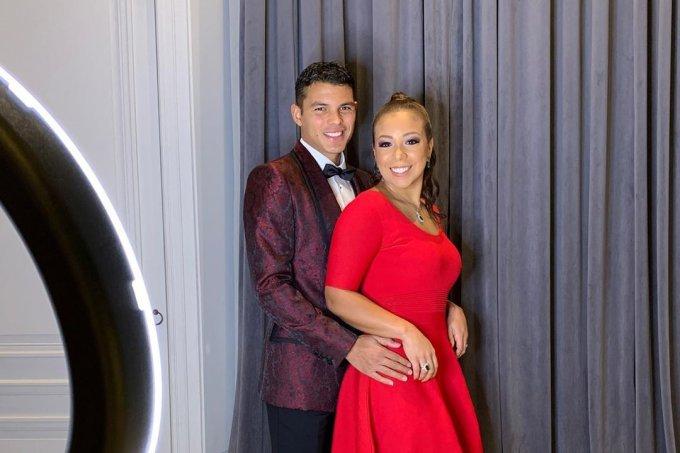 Thiago e Isabelle Silva