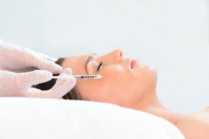 botox preenchimento facial
