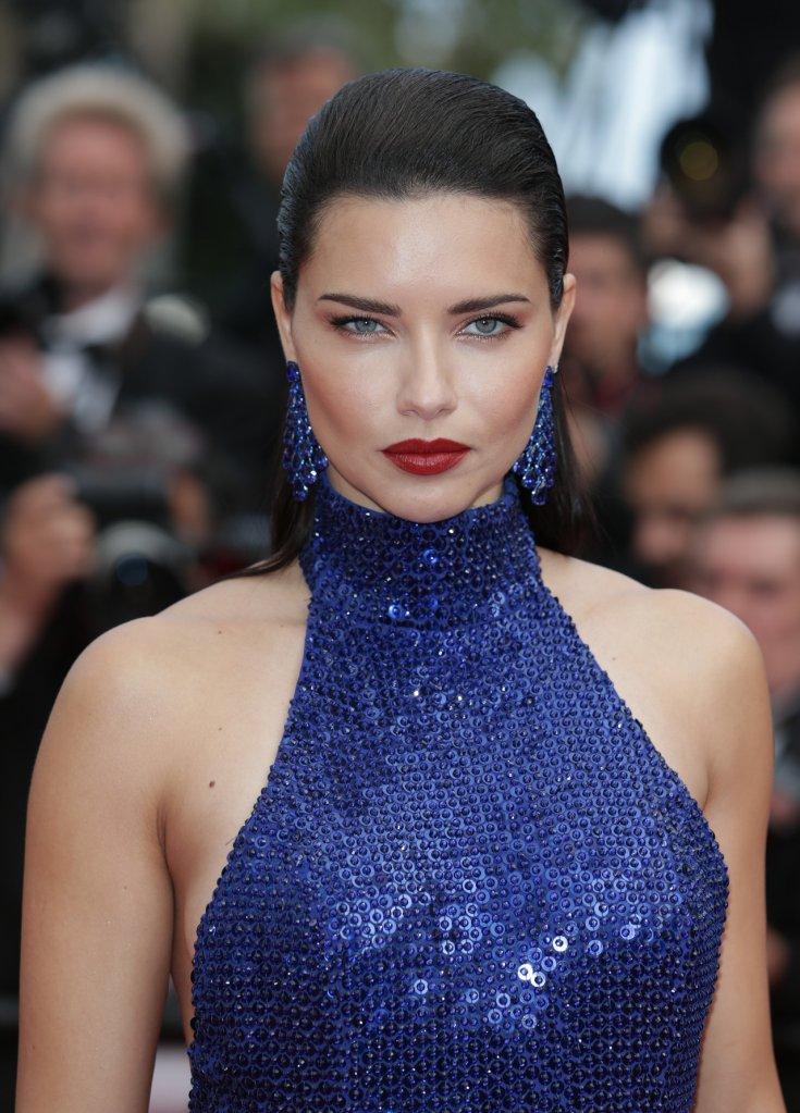 Adriana Lima Cannes 2019