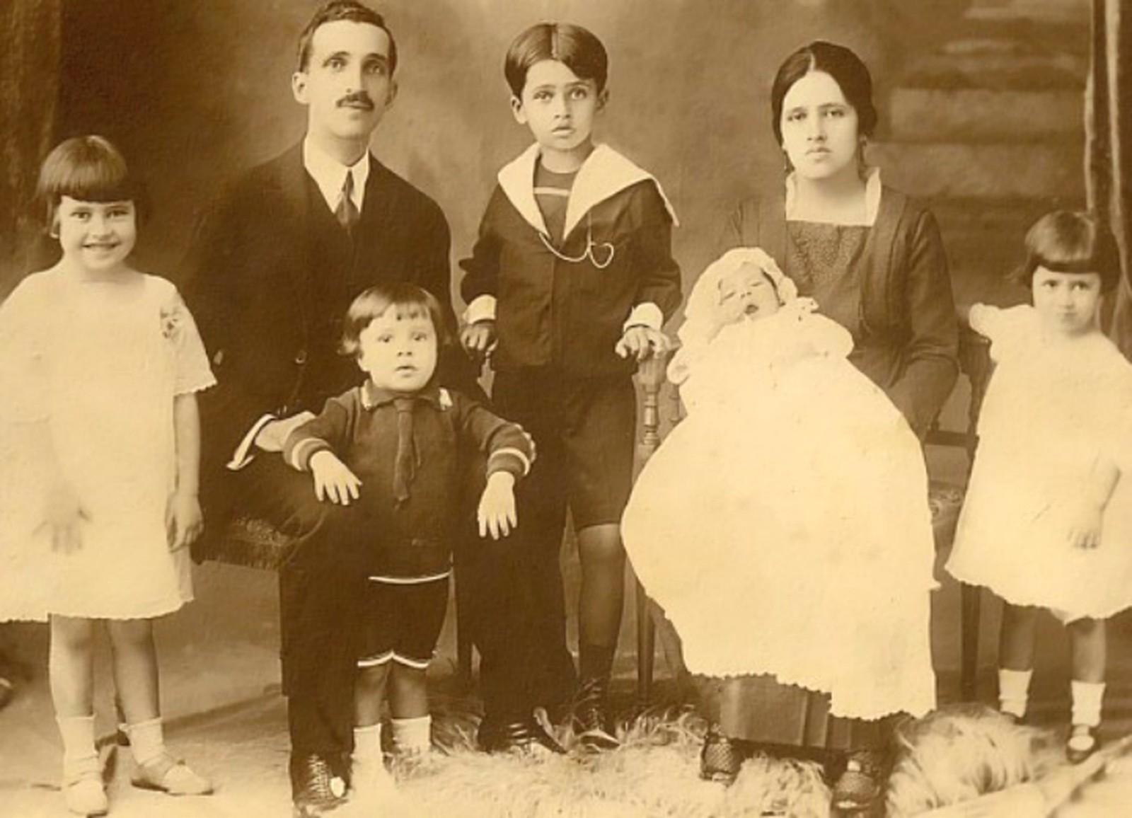Família da Irmã Dulce