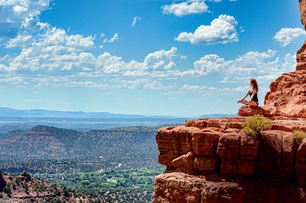 Estados Unidos e a Cathedral Rock