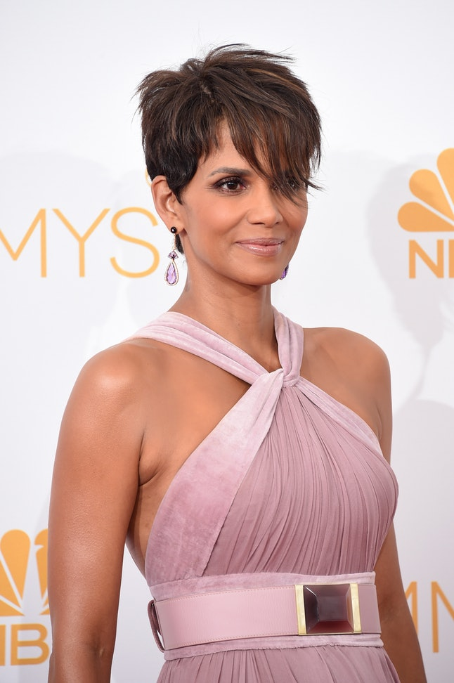 Halle Berry Emmy 2014