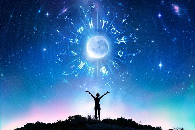 signos do zodíaco e a lua