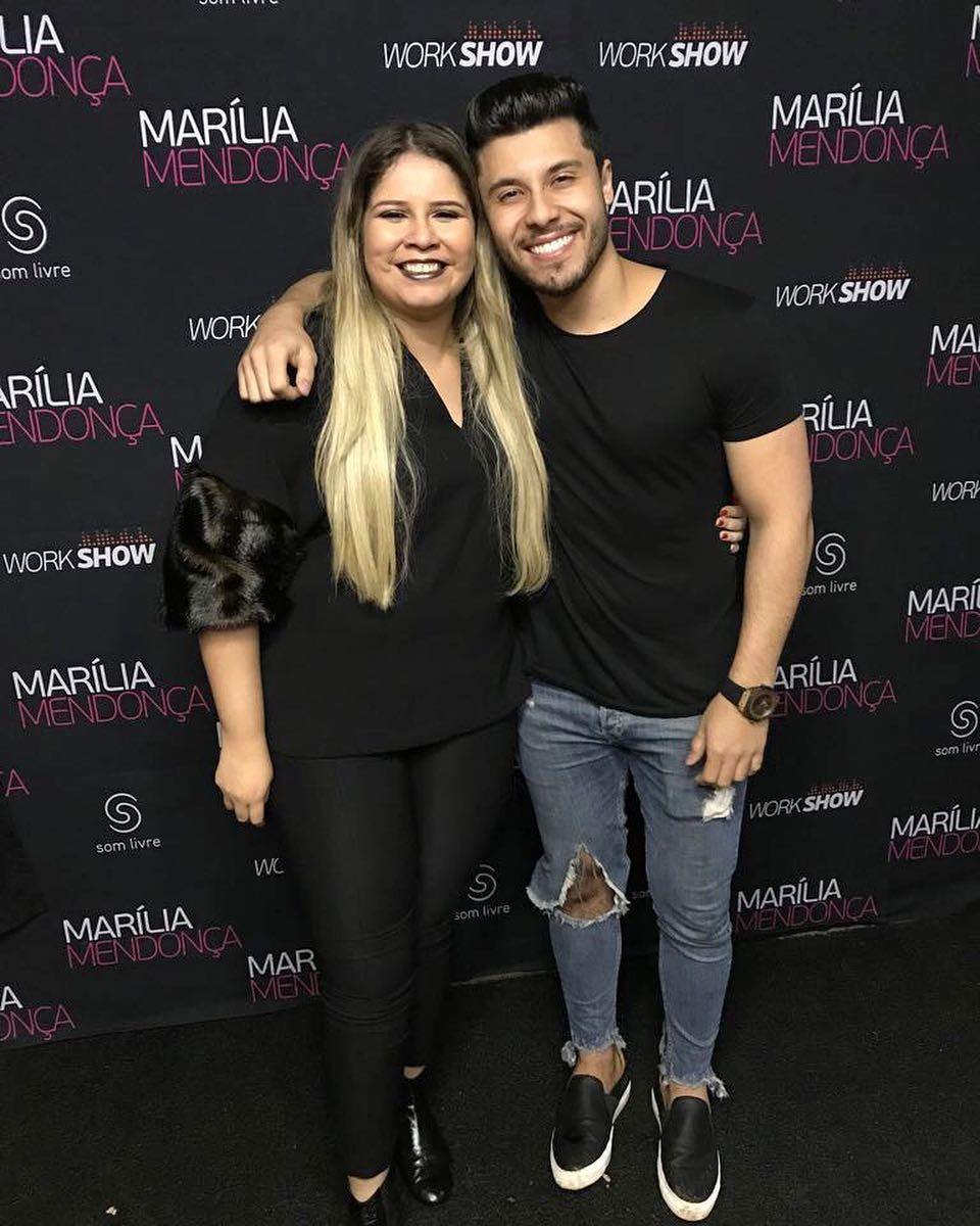 Murilo Huff e Marília Mendonça 2017