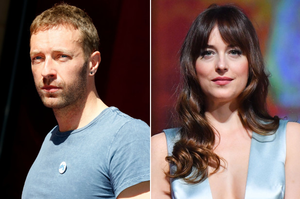 chris martin e dakota johnson