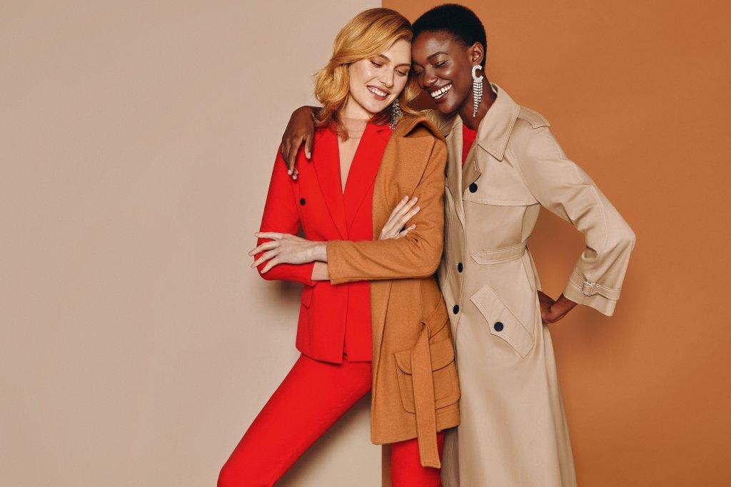 Editorial Moda Inverno Colorido