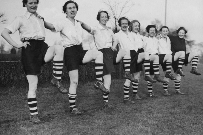 Preston Ladies In Training