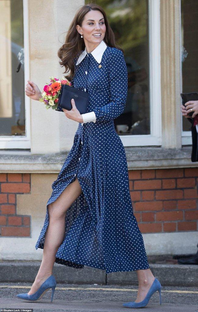 Kate Middleton looks