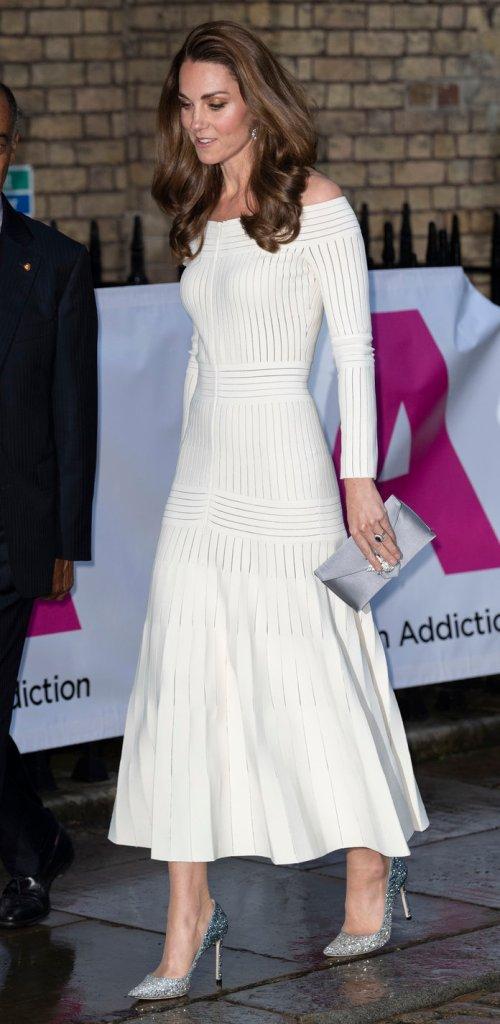Kate Middleton em evento em Londres