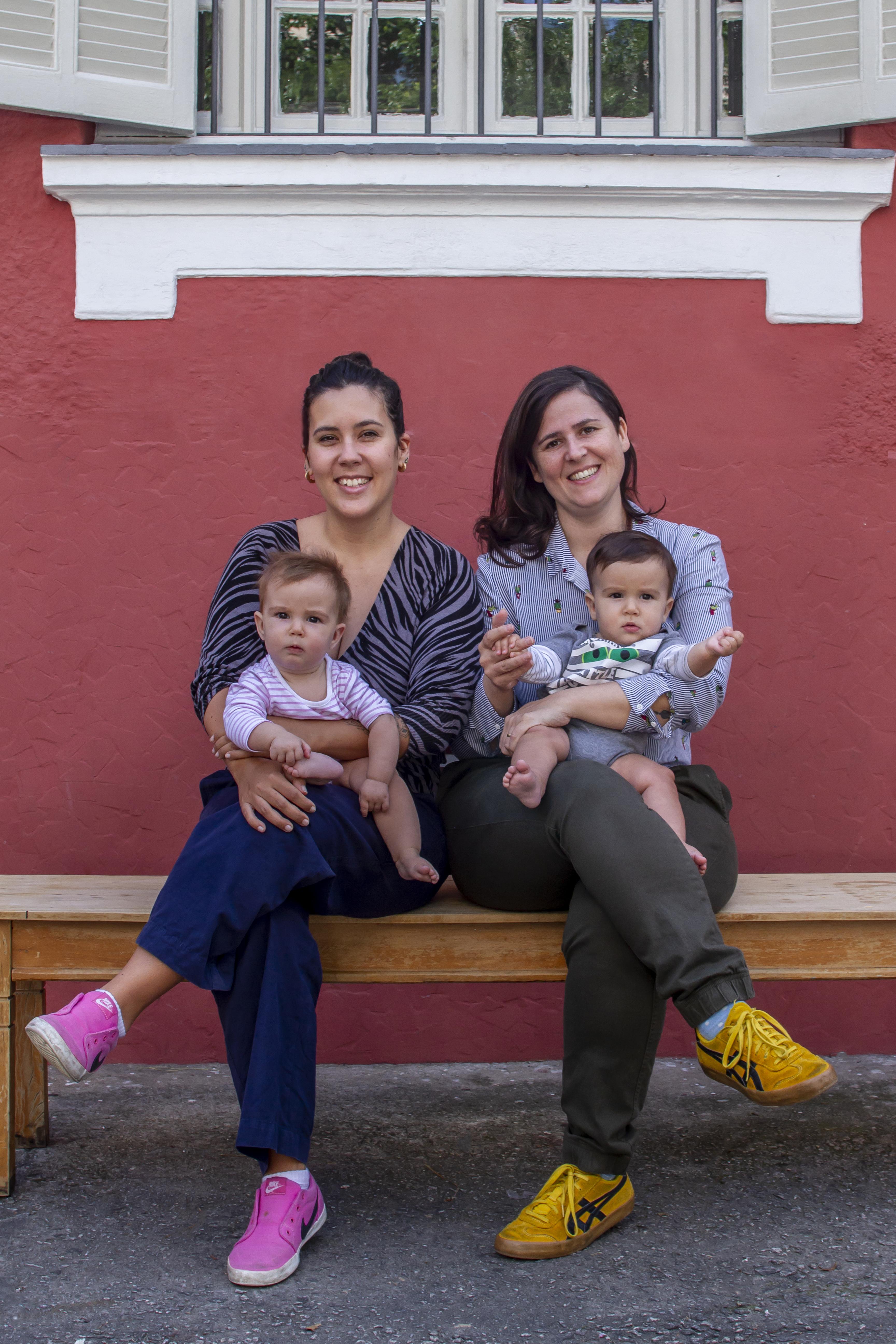 Melanie Graille & Marcela Tiboni