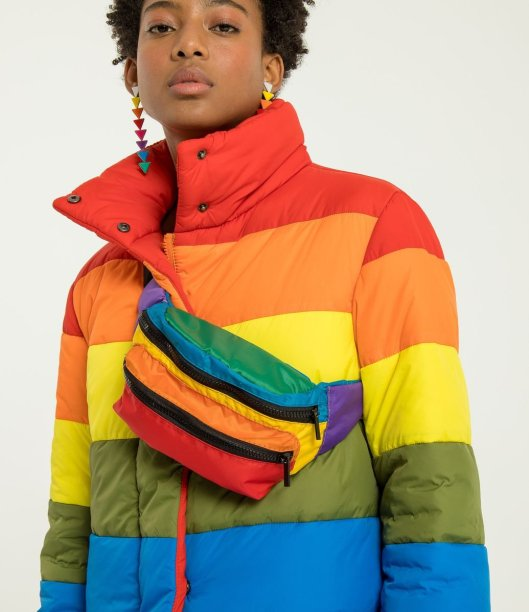 Pochete arco-íris, Renner - R$ 79,90