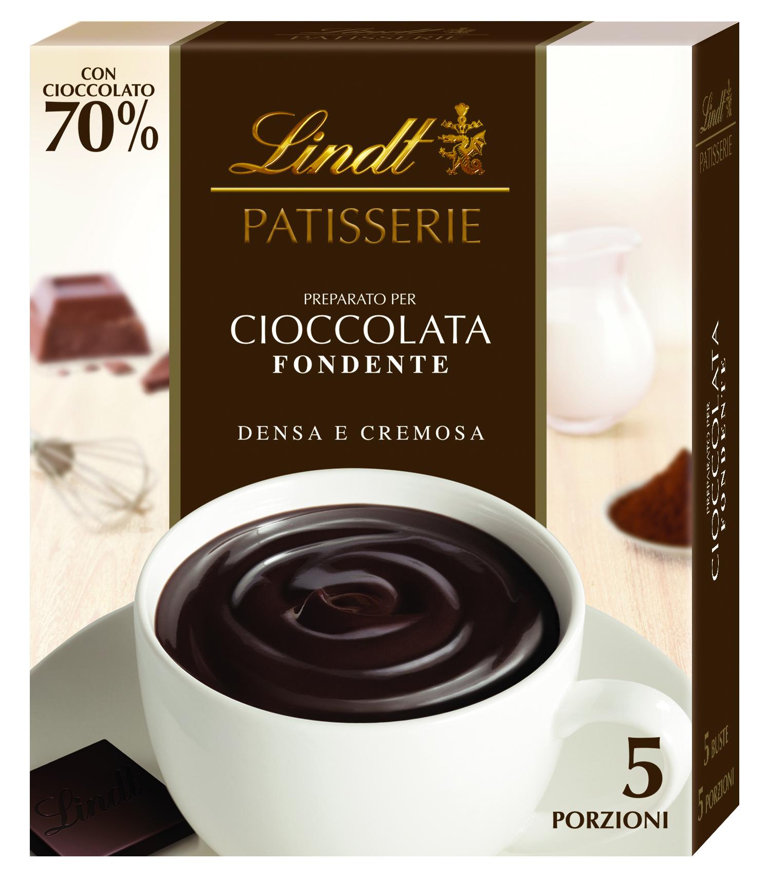 Lindt Chocolate Quente Dark 70%