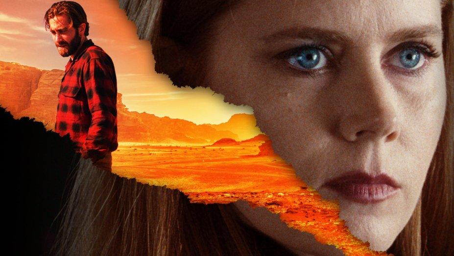 """<strong>Animais Noturnos (estreia em 26/08):</strong><span style=""""font-weight:400;"""">Ao ler o manuscrito do violento romance escrito por seu ex-marido, uma galerista é forçada a confrontar o passado. Com Amy Adams e Jake Gyllenhaal.</span>"""