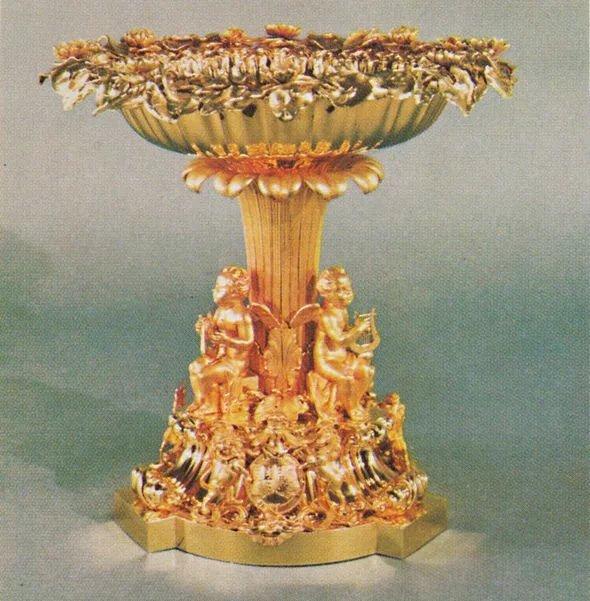 Lily Font, usada em batizados da família real