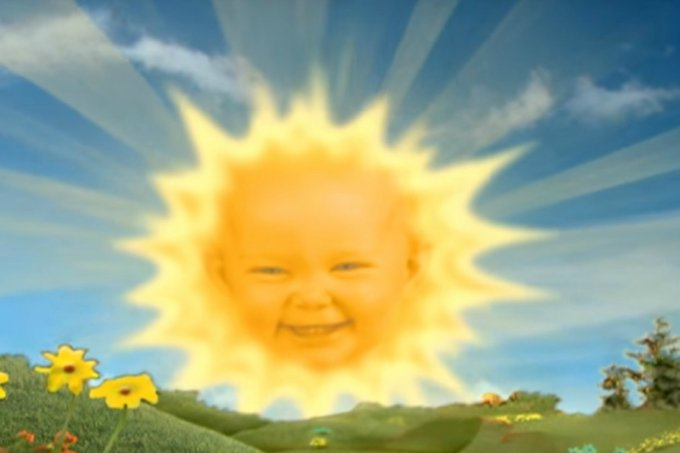 bebe sol teletubbies