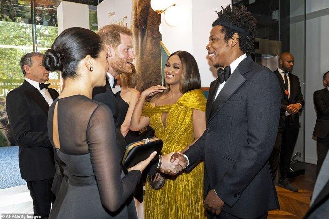 Beyonce e Meghan