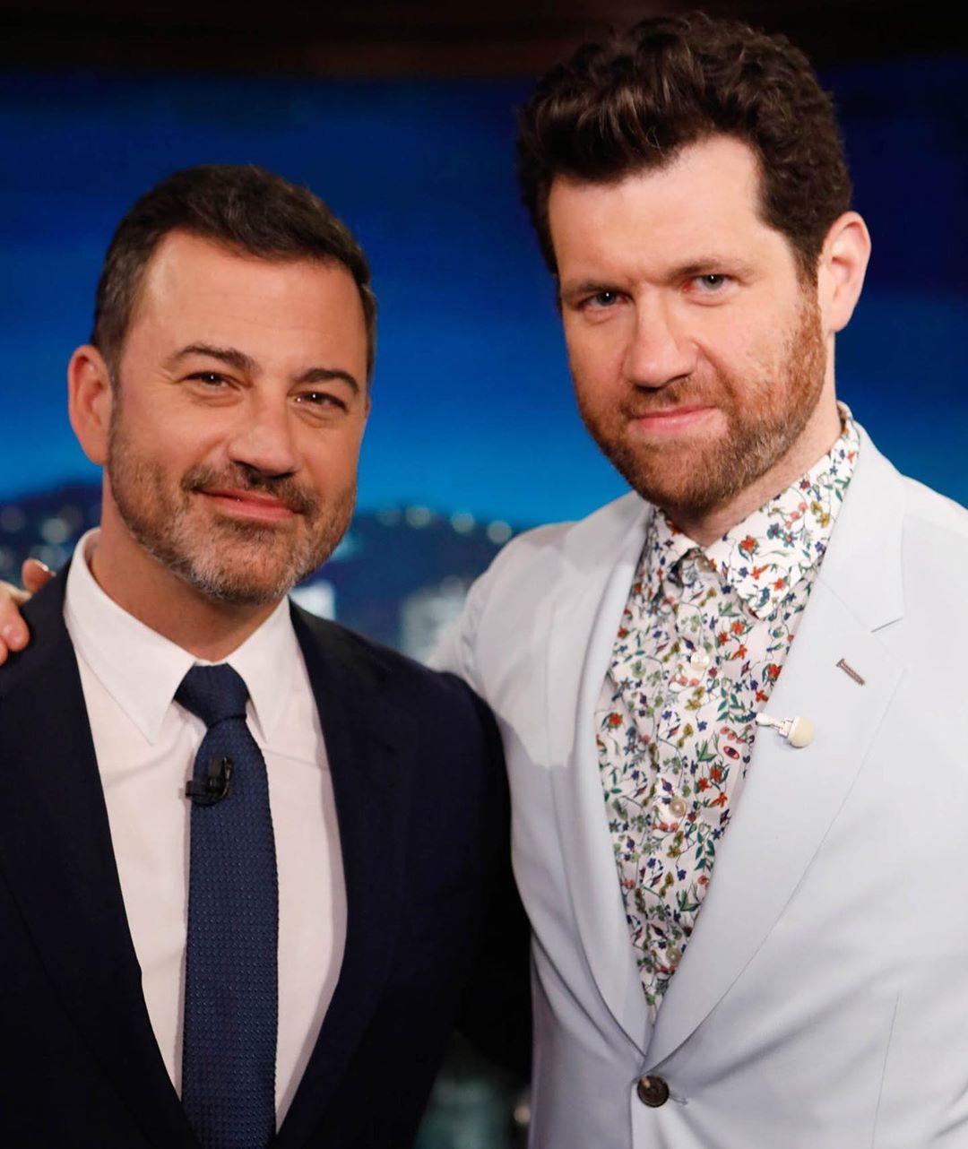 Billy Eichner e Jimmy Kimmel