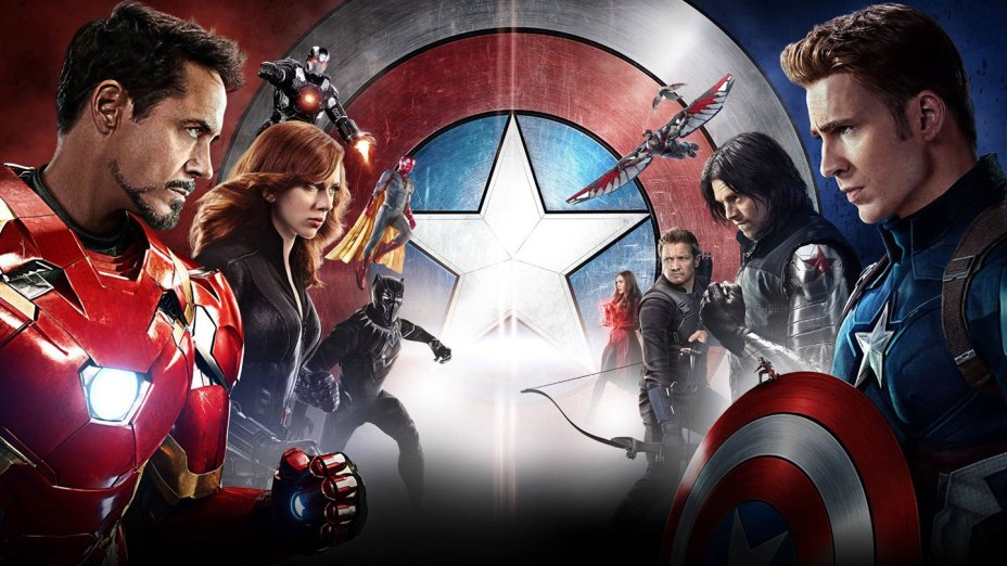 """<strong>Capitão América: Guerra Civil (estreia em 01/08):</strong><span style=""""font-weight:400;"""">O mundo quer controlar os super-heróis. O Homem de Ferro apoia. O Capitão América é contra. Os Vingadores terão que resolver essa diferença no braço.</span>"""