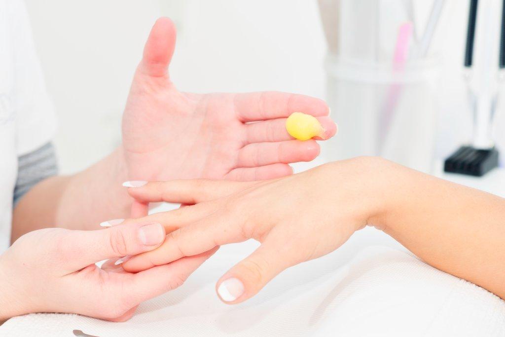 Esfoliação das unhas