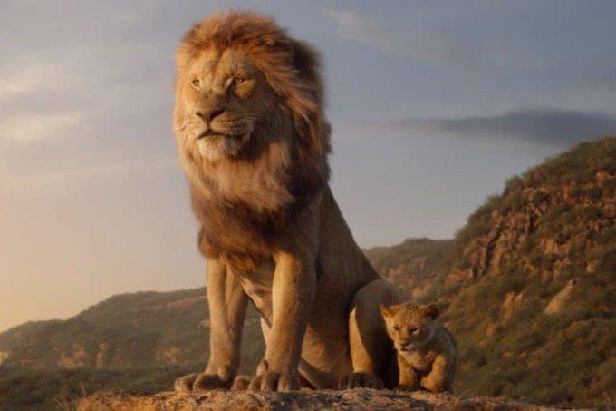"""Live-action de """"O Rei Leão"""""""