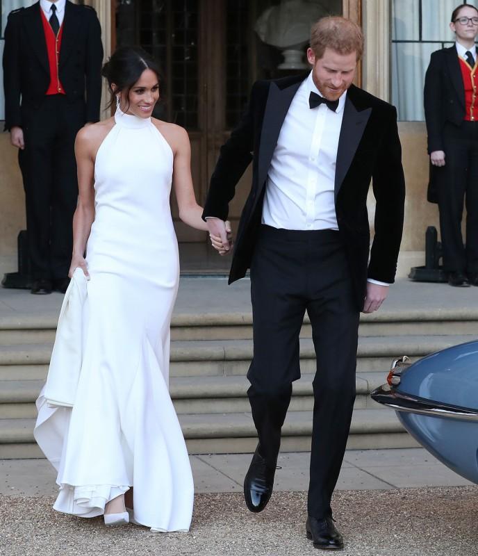 Casamento real de Meghan Markle e príncipe Harry