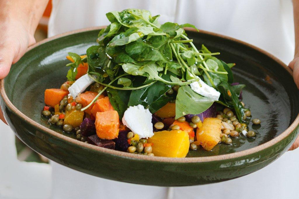 Receita salada almenarense