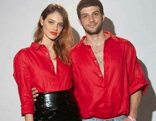 Laura Neiva e Chay Suede