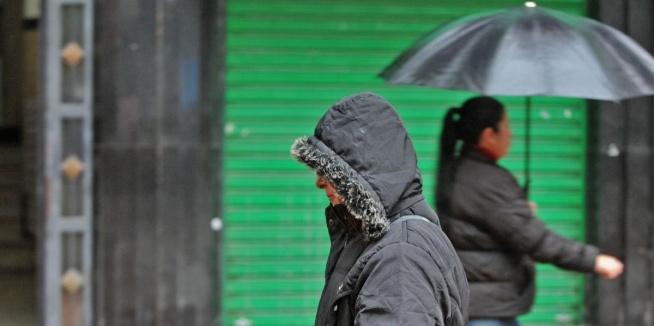 Temperaturas voltam a cair em São Paulo