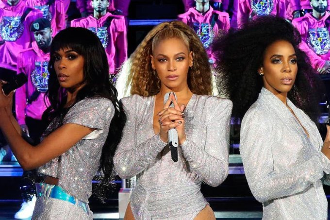 Beyoncé planeja retorno do Destinys Child