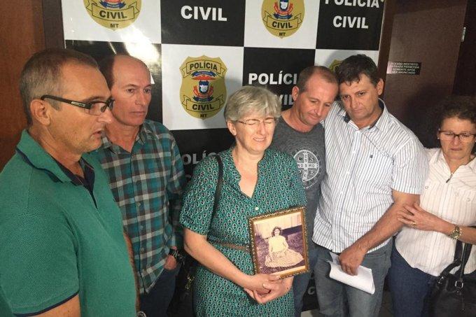 Filhos investigaram a morte da mãe