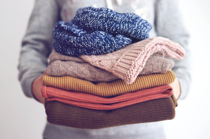 Como cuidar das roupas para o inverno