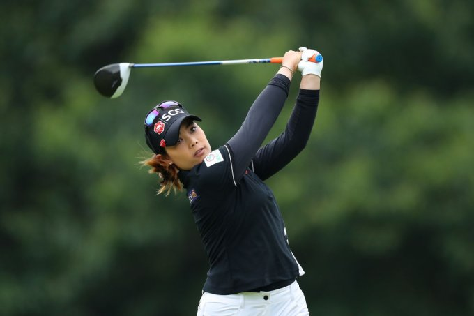 AIG Women's British Open – Day One