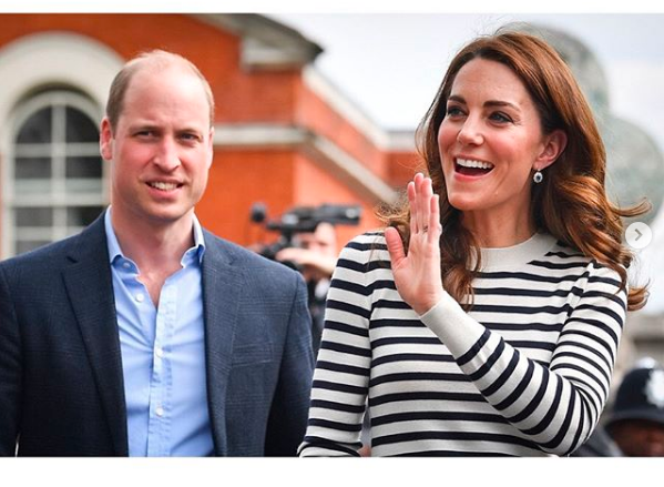 kate e william