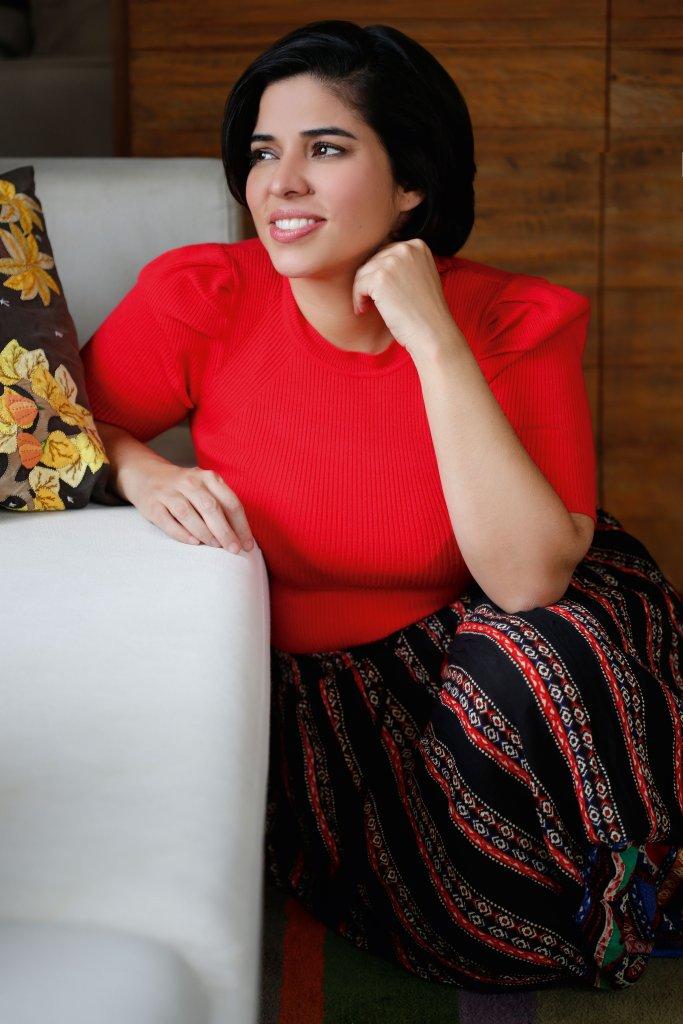 Retrato chef Ana Luiza Trajano