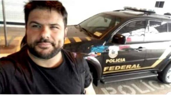 Homem ser da Polícia Federal