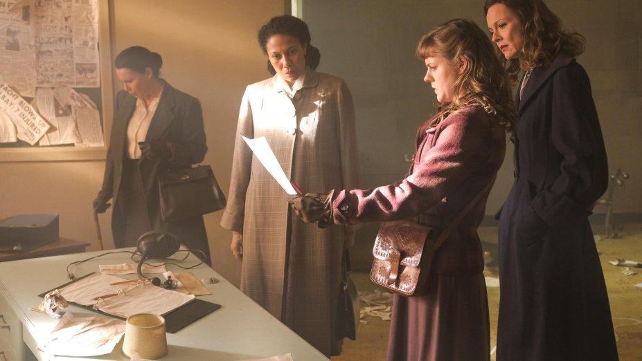 <strong>The Bletchley Circle: San Francisco: Temporada 1 (estreia em 08/09):</strong> Duas talentosas detetives britânicas se juntam a colegas americanas e usam sua habilidade em decifrar códigos para resolver uma série de assassinatos.