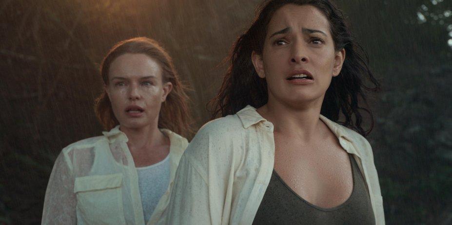 <strong>The I-Land (estreia em 12/09): </strong>Nesta série de ficção científica, dez pessoas acordam em uma ilha sem saber quem são ou como chegaram lá - e logo descobrem que esse mundo não é o que parece.