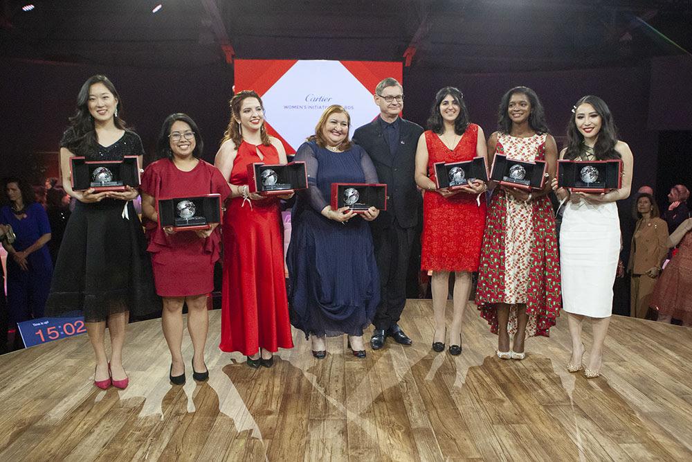The Cartier Women's Initiative