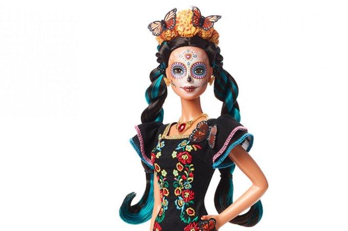 barbie dia dos mortos divulgação mattel 2