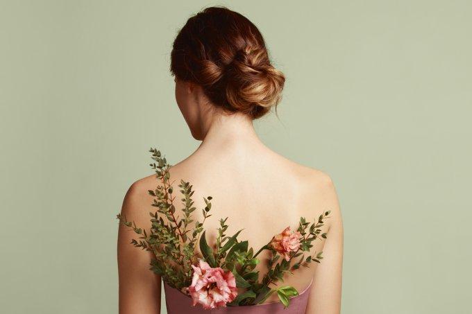 Produtos de textura leve e aroma floral para a primavera