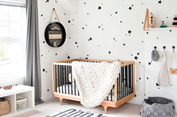 8 quartos infantis do Pinterest para te inspirar