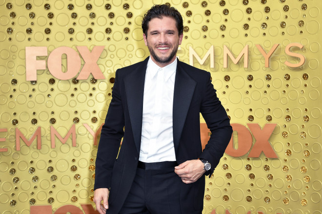 Kit Harington Emmy 19