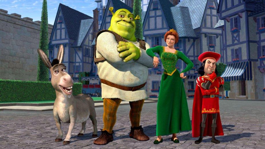 <strong>Shrek (estreia em 11/10/2019): </strong>Com a missão de resgatar uma bela princesa das garras de um dragão, um adorável ogro se une a um espirituoso burro.