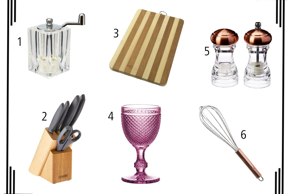 12 itens de cozinha para ter uma casa de Masterchef