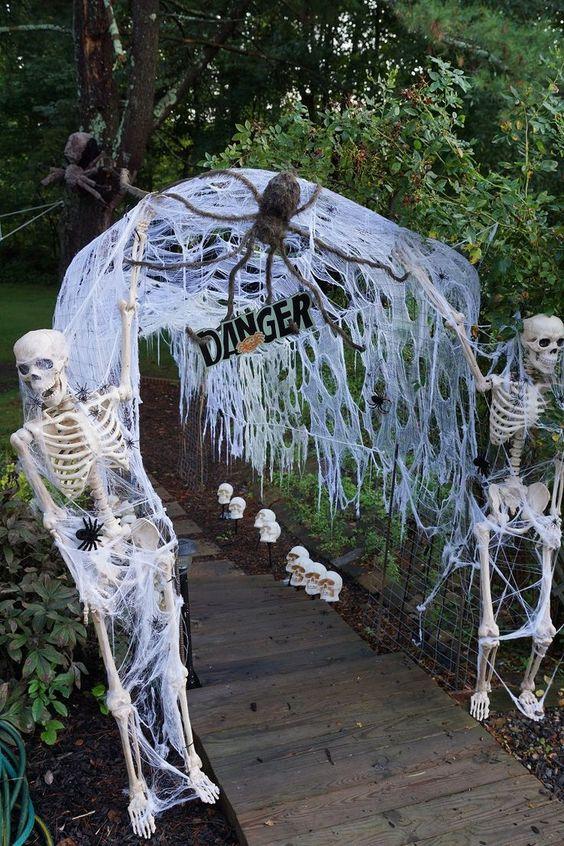 22 ideias de decoração para o Halloween